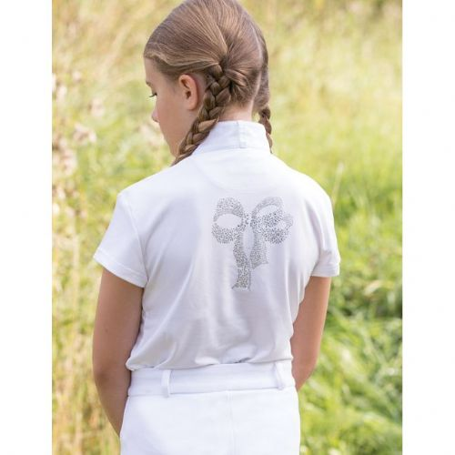 Equetech Junior Bow Competition Shirt